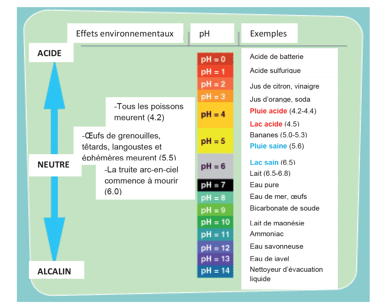 Explication tds et ph nuvo h2o france for Acide muriatique piscine